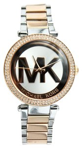 Michael Kors * Michael Kor's MK-6314 Two Tone Watch