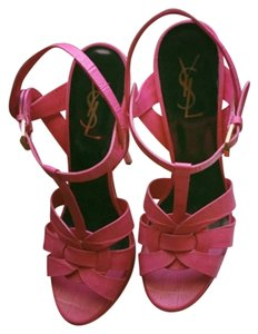 Saint Laurent Fuschia Sandals