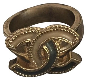 Chanel Chanel Ombr Interlocking CC Ring