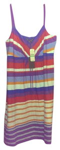 Tommy Bahama short dress multi colored Summer on Tradesy
