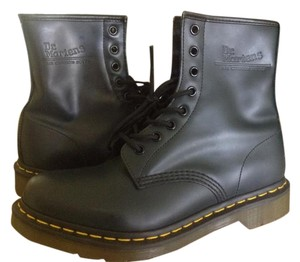 Dr. Martens 1460 Combat Lace Up Navy Boots