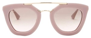 Prada Prada Cat-Eye Double Bridge Sunglasses