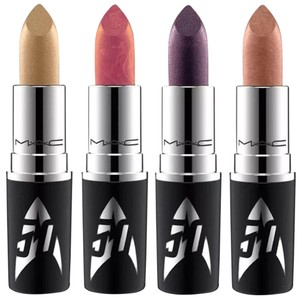 MAC Cosmetics MAC STAR TREK 4 Lipstick Set