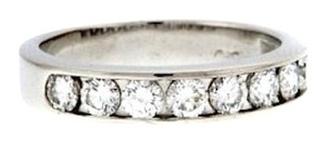 Cheaper than Blue Nile - Plat 1 ct diamond ring/band