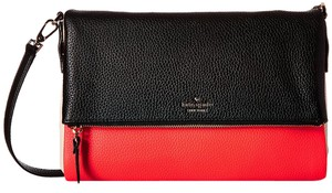 Kate Spade Holden Street Carson Shoulder 098689882550 Pxru5585 Foldover Clutch Cross Body Bag