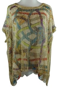 Alberto Makali Shirt Top Multi-Color
