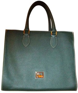 Dooney & Bourke Leather Tote in Ivy