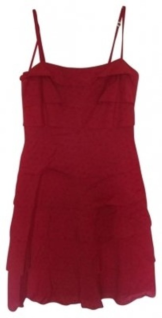 Preload https://item1.tradesy.com/images/bcbgmaxazria-red-polka-dot-layered-cotton-above-knee-cocktail-dress-size-2-xs-19140-0-0.jpg?width=400&height=650