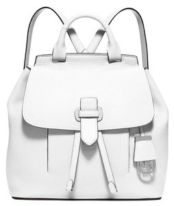 Michael Kors Romey Pebbld Leather Backpack