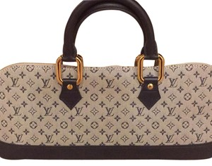 Louis Vuitton Light Grey Travel Bag