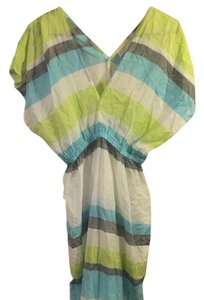 MICHAEL Michael Kors Fringed Cover Up