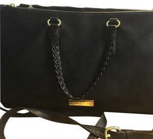 Olivia + Joy Satchel in Black