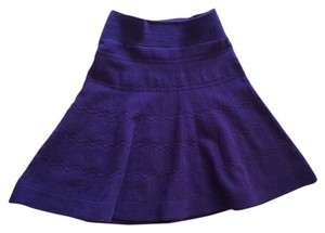 Sandro Skirt Plum/purple