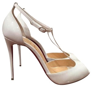 Christian Louboutin White Formal