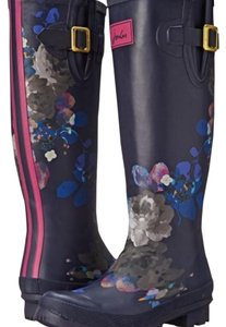 Joules navy blue Boots