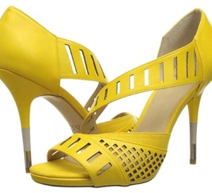 GX by Gwen Stefani Yellow Sandals