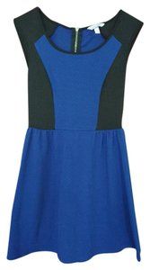 Speechless A-line Sleeveless Textured Dress