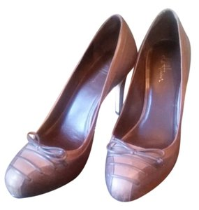 Cole Haan Grey & Taupe Pumps