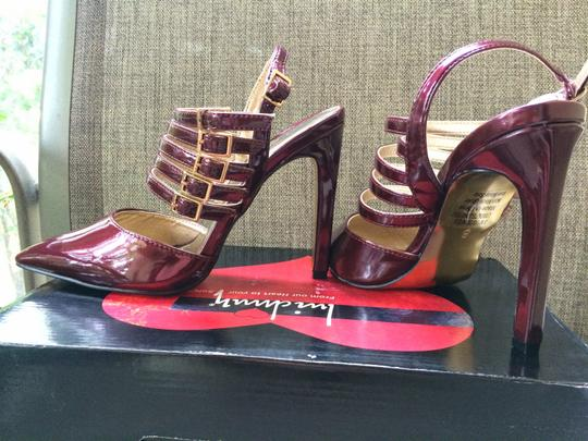 Luichiny Ruby/Wine Sandals