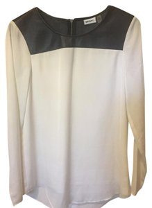 DKNY Top Black & White