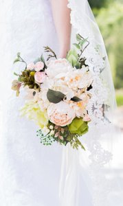 Wedding Bouquets Brides And Bridesmaids