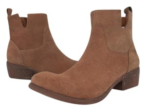 Matisse Western Boot Suede Lining Tan Boots