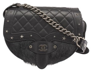 Chanel Metiers D'art Dallas Paris Shoulder Bag