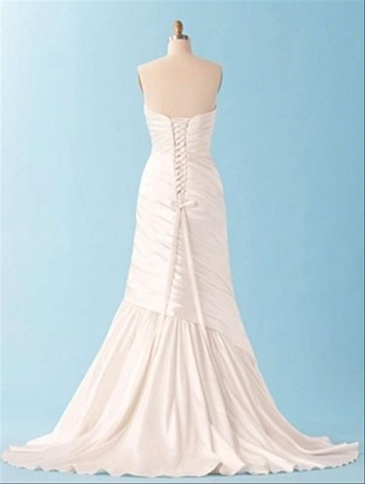 Alfred angelo disney 39 s ariel 223 wedding dress tradesy for Alfred angelo black and white wedding dress