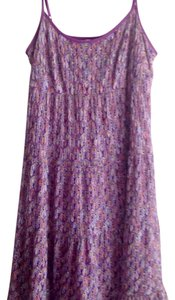 Trina Turk short dress Multi / lavendar, peach, yellow and blue on Tradesy