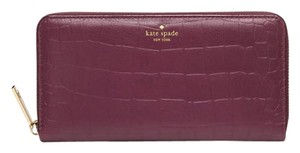 Kate Spade Kate spade grey street exotic neda wallet match Masie or RACHELLE