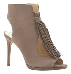 Vince Camuto Abigalla Tassels Suede STONE TAUPE KIDSUEDE Boots