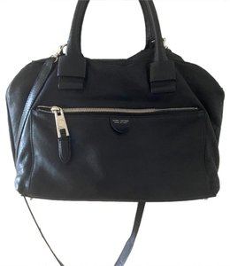 Marc Jacobs Tote Leather Classic Satchel Shoulder Bag