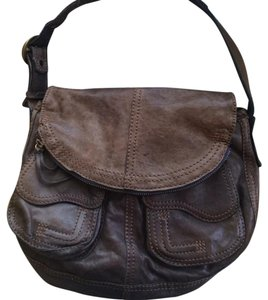 Lucky Brand Foldover Pocket Shoulder Bag