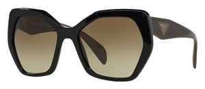Prada PRADA Oversized Sunglasses PR 16RS 1AB1X1 FREE 3 DAY SHIPPING