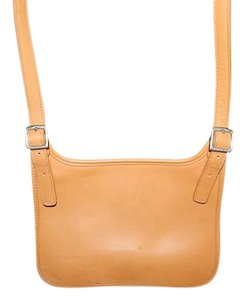 Coach Leather Hippie Flap 9142 Cross Body Bag