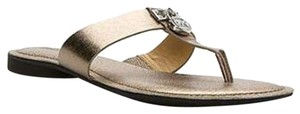 Michael Kors Metallic Sandals