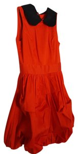 ASOS short dress Red Cut-out on Tradesy