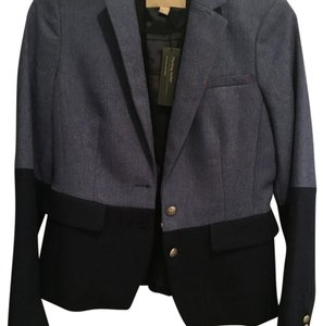 Banana Republic Blue and Navy Blazer