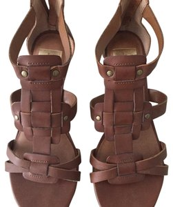 Dolce Vita Brown/natural Sandals