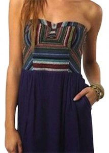 Other short dress Multi Tribal Navajo Urban Outfitters on Tradesy