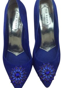 Ted Baker Blue Pumps
