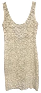 Victoria's Secret short dress Cream on Tradesy