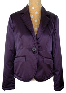 Armani Collezioni Puffer Winter Ligth Purple Jacket