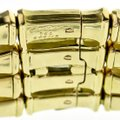 Cartier Vintage Cartier 4-row Bamboo Choker Necklace in 18k Yellow Gold Image 2