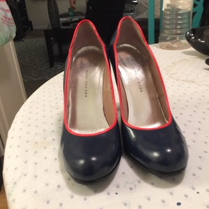 Marc by Marc Jacobs Navy Blue Pumps