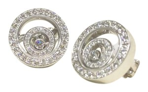 Chopard Chopard Happy Spirit Diamond Earrings