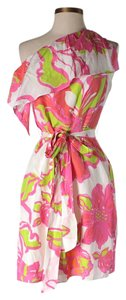 Lilly Pulitzer short dress Multi-Color on Tradesy