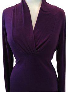 Kenneth Cole Top Purple