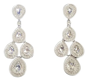Swarovski Sensation:pierced earrings rhs