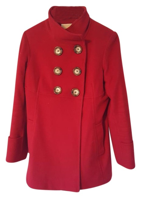 Item - Red By Coat Size 10 (M)